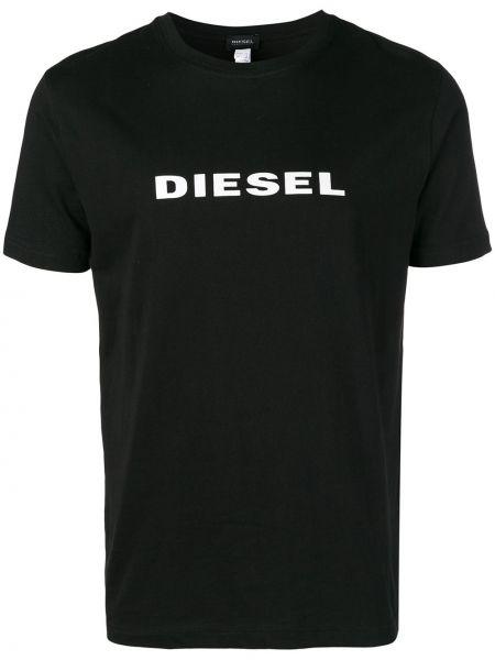 Пижама свободная черный Diesel