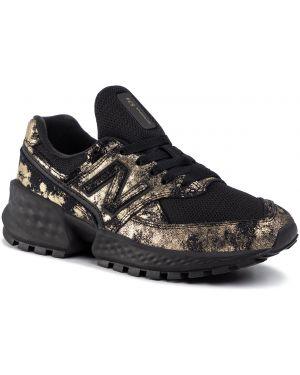 Sneakersy żółty New Balance