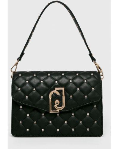 Черная маленькая сумка Liu Jo