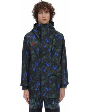 Куртка с капюшоном - синяя Nike Acg