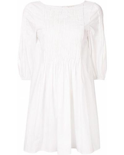 Платье расклешенное с вырезом Whit