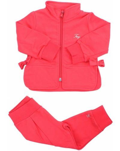 Czerwony garnitur Fay