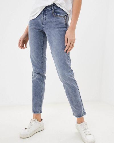 Серые джинсы Taifun