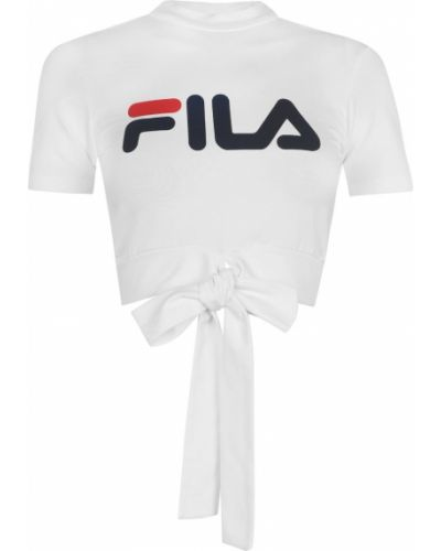 Klasyczna koszula krótki rękaw z paskiem Fila