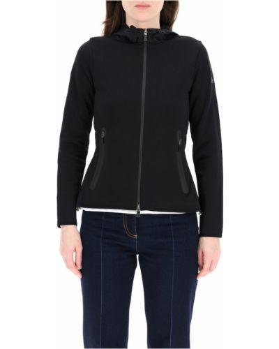 Czarny sweter Herno