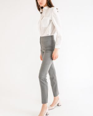 Классические брюки летние со стрелками Emka