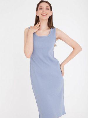 Платье-майка - голубое Gregory