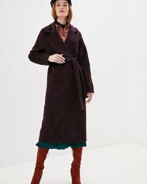 Пальто демисезонное бордовый Ylluzzore