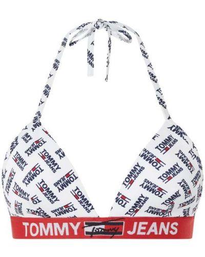 Biały top Tommy Hilfiger