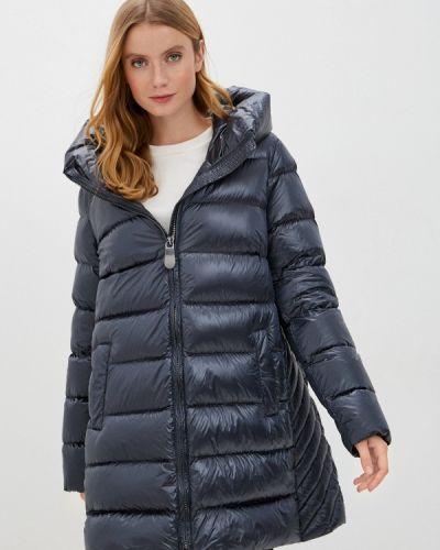 Синяя зимняя куртка Betty Barclay