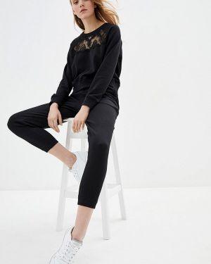 Черный спортивный костюм O&j