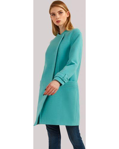 Пальто зеленое пальто Finn Flare