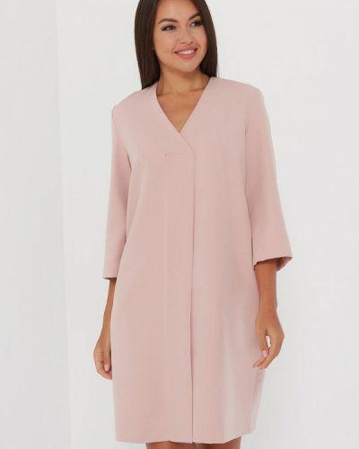 Повседневное розовое платье A.karina
