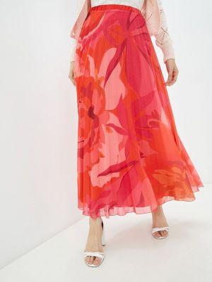 Плиссированная юбка - розовая Sa.l.ko