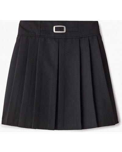 Юбка черная Marks & Spencer