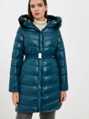 Утепленная куртка - бирюзовая Macleria