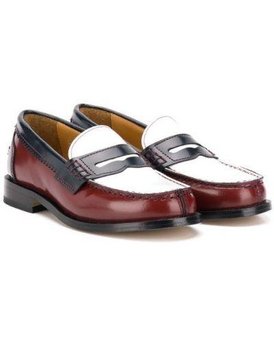 Лоферы для обуви плоский Gallucci Kids