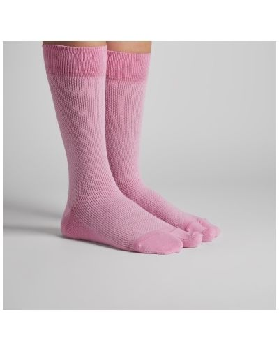 Skarpety bawełniane - różowe Camper