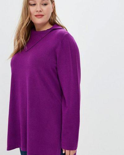 Фиолетовая туника Ulla Popken