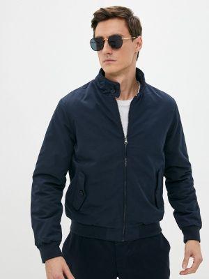 Синяя куртка осенняя J. Hart & Bros