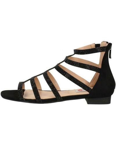 Czarne sandały Love To Love