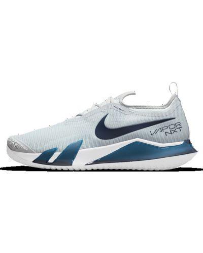 Серые теннисные кроссовки Nike