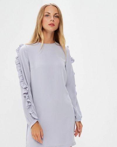 Голубое платье весеннее Glamorous