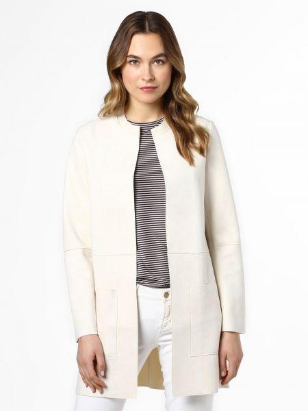 Długi płaszcz od płaszcza przeciwdeszczowego z kieszeniami Opus