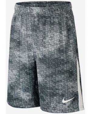 Шорты спортивные серые Nike