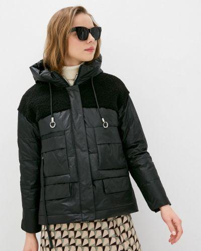 Утепленная куртка - черная Winterra