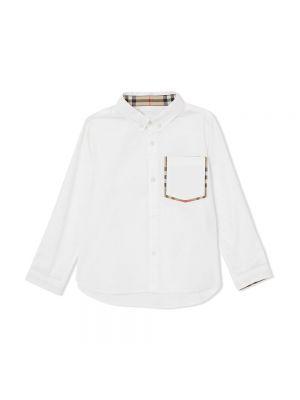 Koszula oxford Burberry