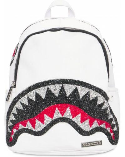 Рюкзак - белый Sprayground