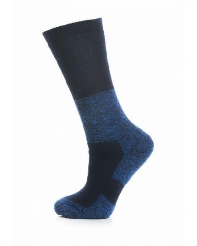 Носки синие Accapi