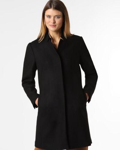 Czarny płaszcz elegancki Apriori