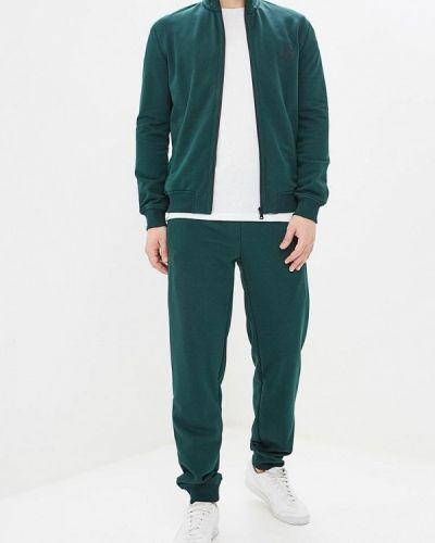 Спортивный костюм зеленый Jam8