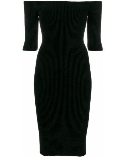 Платье мини миди вязаное Helmut Lang