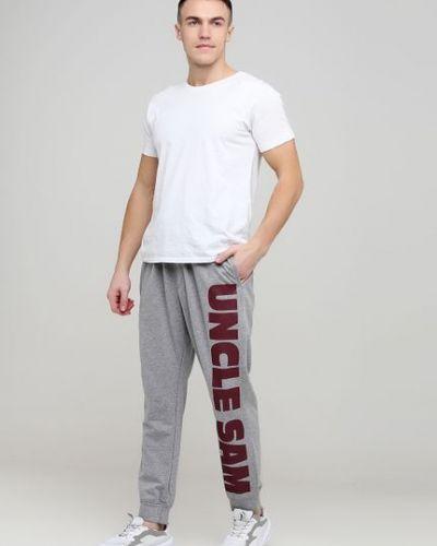 Трикотажные спортивные брюки - серые Uncle Sam