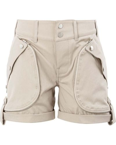 Однобортные шорты с карманами Faith Connexion