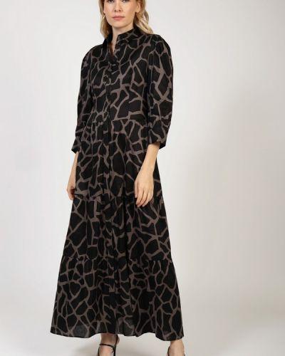 Платье из вискозы Marc Cain
