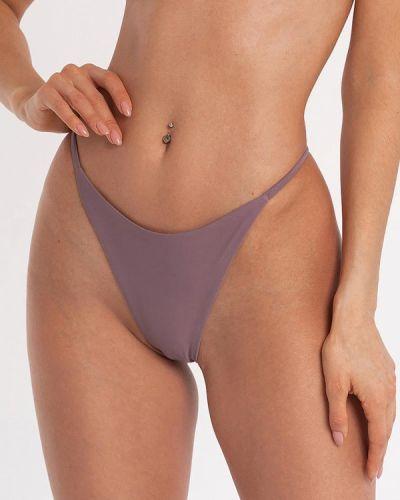 Фиолетовые плавки Love Pam