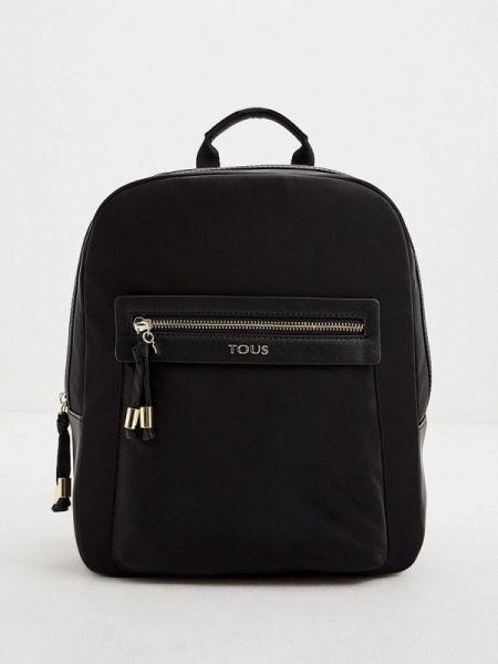 Текстильный рюкзак - черный Tous