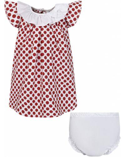Платье - красное Aletta