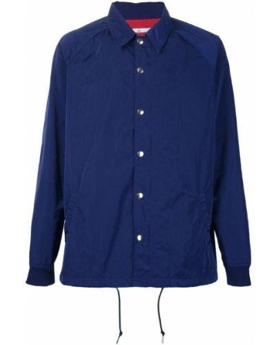 Куртка синяя 321