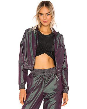 Нейлоновая спортивная куртка с манжетами Puma