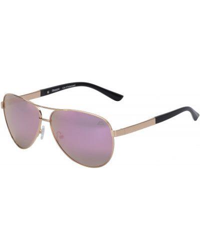 Очки авиаторы солнцезащитные розовый Kappa