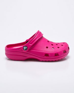 Сабо плоский на каблуке Crocs
