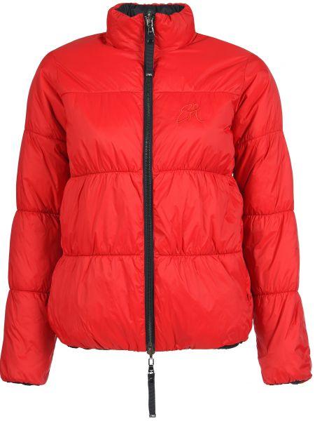 Красная куртка Emporio Armani