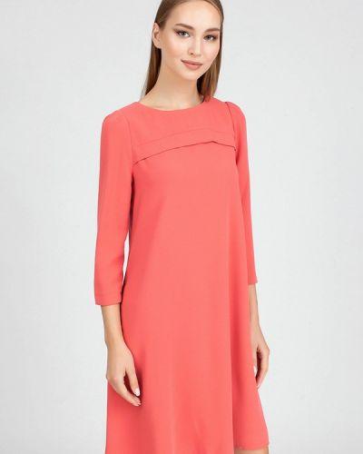 Платье - красное Serginnetti