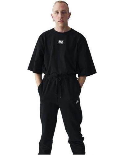 Czarna t-shirt Martin Asbjorn