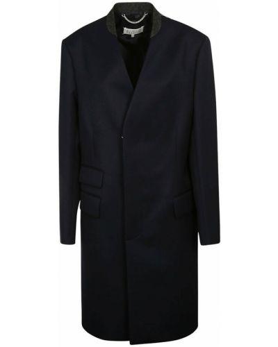 Czarny płaszcz Maison Margiela